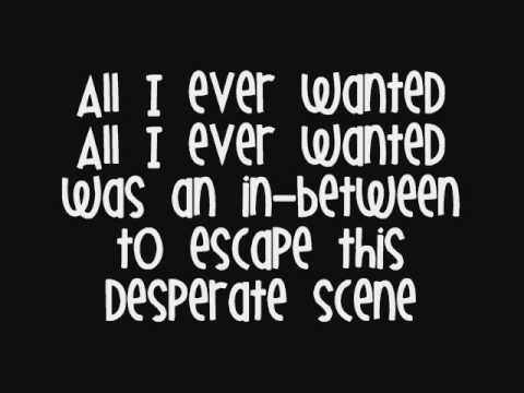 Kelly Clarkson - All I Ever Wanted with lyrics