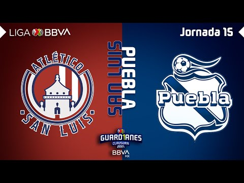 San Luis Puebla Goals And Highlights