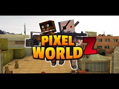 Pixel Z World - Last Hunter