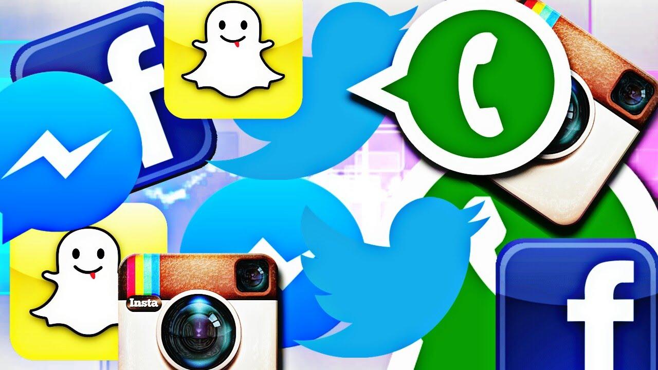 Resultado de imagen para WhatsApp, Instagram, Facebook Messenger, Telegram y Snapchat