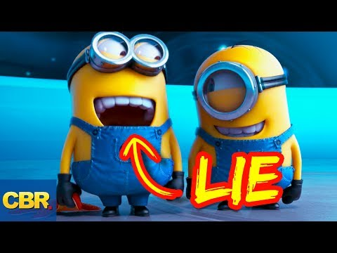 Thumbnail: 10 Lies You Were Told About Despicable Me