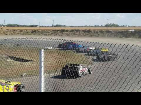Sports Mods A-Main at I-76 Speedway on 10/2/16