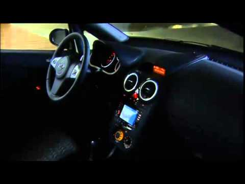 Opel corsa 2012 interior youtube for Opel astra h interieur