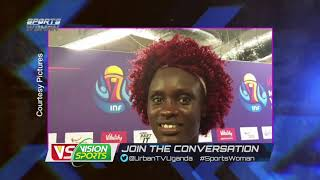 #Sportswoman: Interview with Loughborough University's Mary Nuba