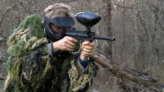 A Little Friendly Paintball Competition | Treehouse Masters