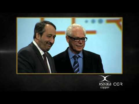 Xstrata Copper - Affinerie CCR remporte une Grande Mention 2012