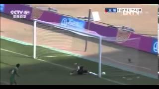 Amazing score in china u 20 soccer game fail