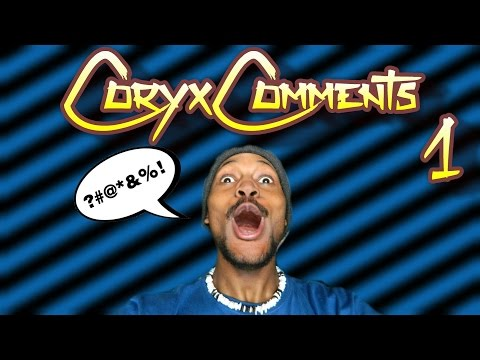 CORY, DO YOU CUSS!? | CoryxComments #1