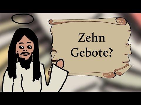 Was Sind Die Zehn Gebote?