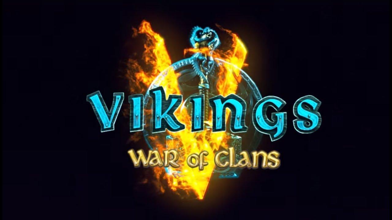 Vikings War of Clans программа
