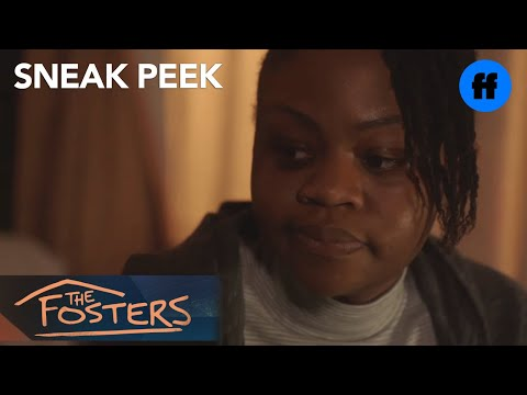 The Fosters | Season 5 Episode 1 Sneak Peek: Where's Callie's Phone? | Freeform