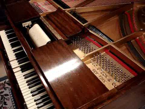 Puccini's Madame Butterfly, selections by Robert Armbruster on Duo Art Piano