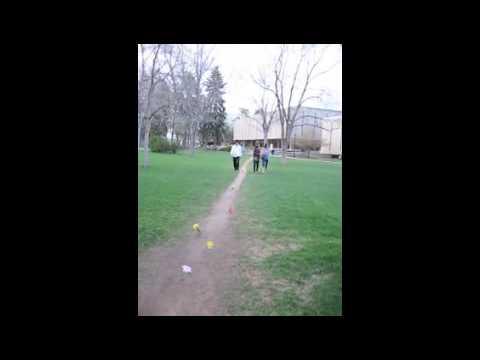 Campus Intervention: Public Spaces,  8th block, 2010