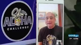 #ShowAlohaChallenge KHON