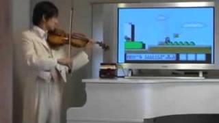 Super Mario Bros 3 en Violin