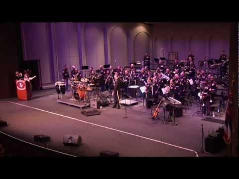 MARFORPAC Band - Sleigh Ride - Na Mele o na Keiki (2010)