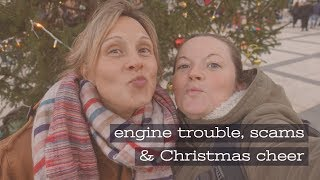 'ENGINE FAILURE, scams & Christmas WINTERING in Marina Di Ragusa Sicily' | The Sailing Nomads - Ch.6
