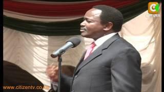 Kibaki Unveils Tom Mboya Statue