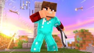 Minecraft SKYWARS - VOLTEI A JOGAR