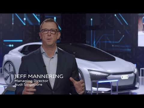 The Audi Brand Experience Singapore 2018