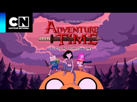 Las Intros De Hora De Aventura | Hora De Aventura | Cartoon Network