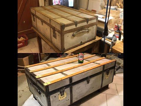 couchtisch-Überseekoffer-restauration-truhe-reisekoffer-kiste-20er-30er-jahre-alu---messing