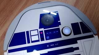 아이클레보 로봇청소기 R2D2