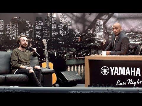 Costantino Carrara  Yamaha Late Night Show - Musikmesse 2018