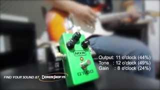 [Doremishop.vn] - MXR GT-OD M193 Overdrive Pedal Demo