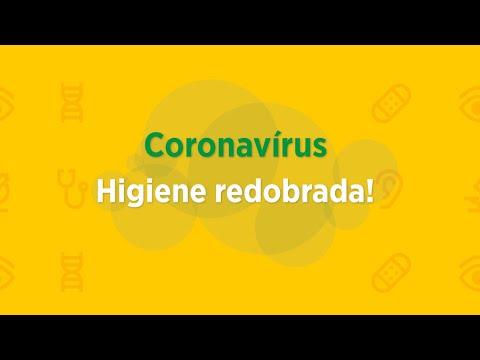 Higiene redobrada | Rio contra o Corona