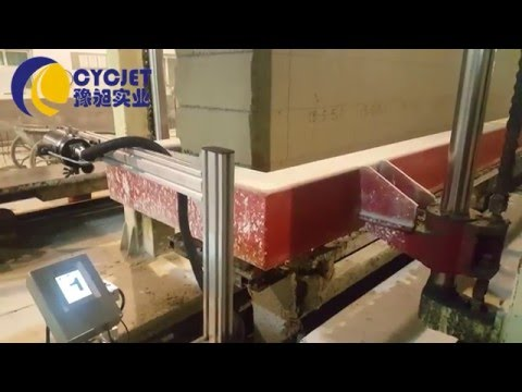 AAC Block Coding & Marking Machine|Large Character Ink-Jet System|Building Materials Coder