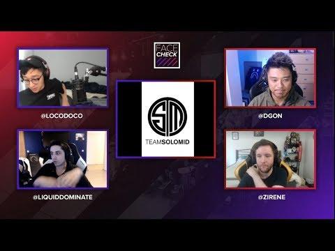 Facecheck Episode 12 - TSM Drama Updates   LCS Support Tier List