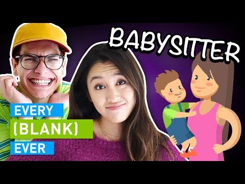 What Kind of Baby-Sitter Are You?