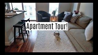 Houston Studio Apartment Tour