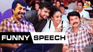Mammootty Funny Speech At I AM Launch | Adil Ibrahim, Pearle Maaney