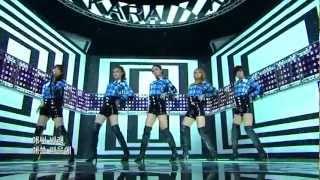 KARA - Jumping - Live - 2010 - Blue