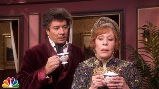 Tensions with Carol Burnett