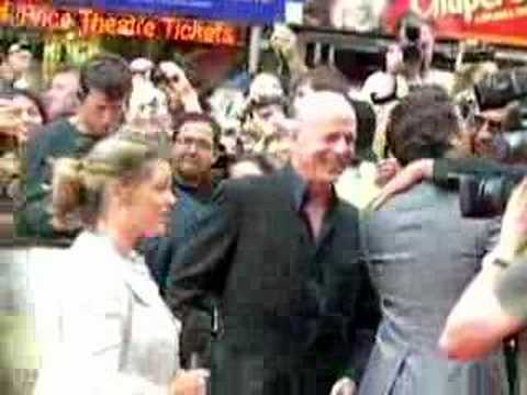 Bruce WIllis Die Hard 4.0 London Premiere