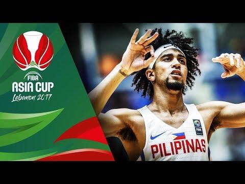 Gabe Norwood's Defensive Mixtape - FIBA Asia Cup 2017