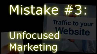 Repeat youtube video Law Firm Marketing - Common Mistakes in Law Firm Marketing