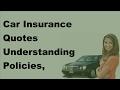 2017 Motor Insurance Fundamentals |  Basic Terminology Of Motor Insurance