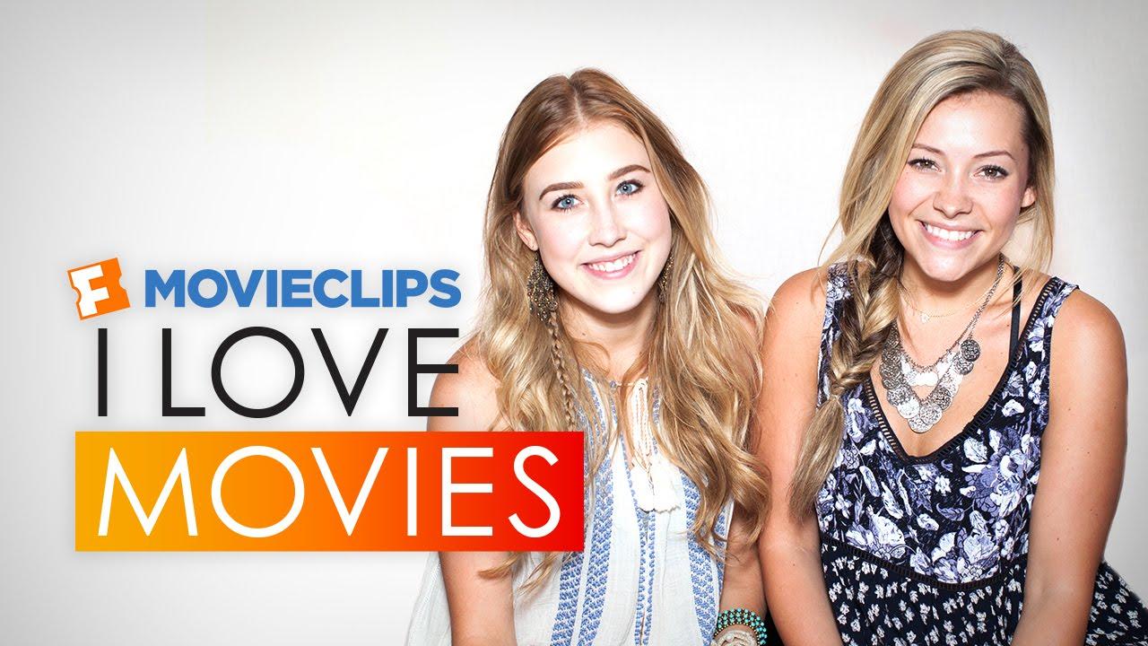 I Love Movies: Maddie & Tae - The Strangers (2015) HD