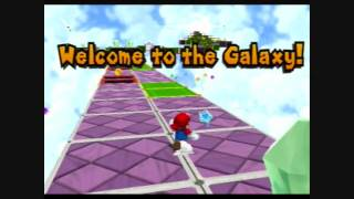 Super Mario Galaxy 2 - Beat Block Galaxy - Green Star 1