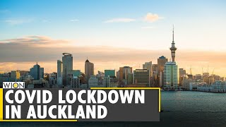 New zealand: covid lockdown in auckland for three days