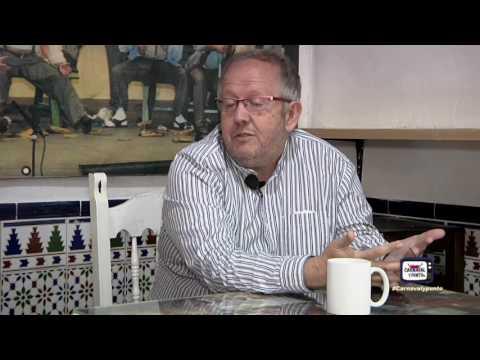 Carnaval y Punto Tv. Entrevista a Juan José Téllez (Presidente del Jurado COAC 2017). 27-04-2017.