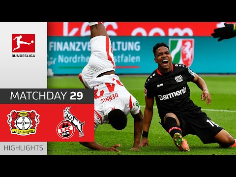 Bayer Leverkusen Köln Goals And Highlights