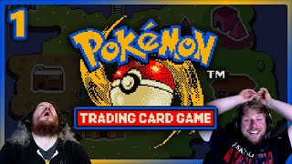 WakoBako joins The Boys to play the classic Pokémon Trading Card Game on the Game Boy Color!