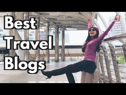 Top Travel Blogs on the Internet