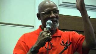 John Carlos Olympic Project for Human Rights   Resistance is the Best Olympic Spirit TUC Public Meeting London 21 05 12