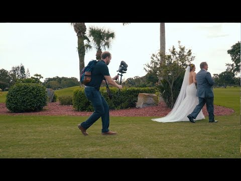 How to Shoot a Wedding Video Solo